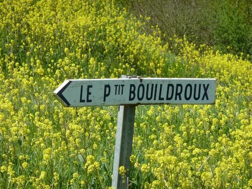 Thouarsais, Bouildroux, Pulteau et quelques souvenirs....