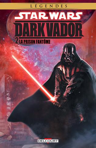 Comics - Dark Vador, la prison fantôme