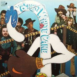 The Great White Cane - Same - Complete LP