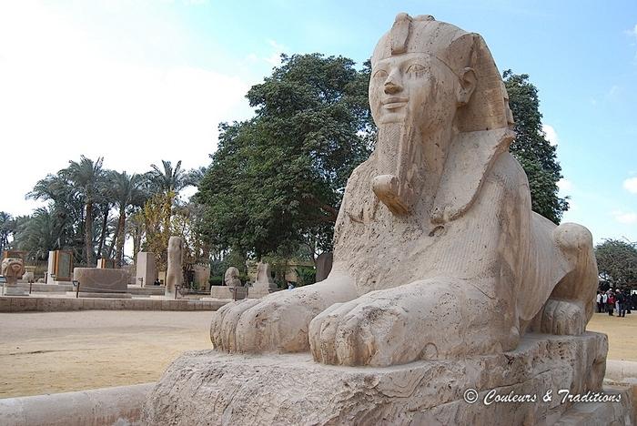 Memphis, capitale de l'ancienne Egypte