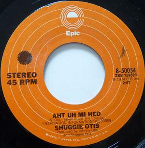 Shuggie Otis - Aht Uh Mi Hed - 1974 -