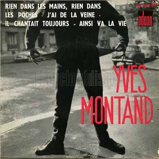 Yves Montand, 1960 suite et fin