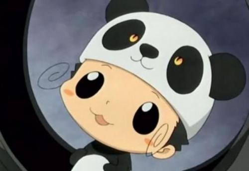 Tenue Panda