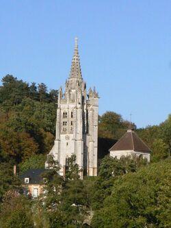 Le circuit de la chapelle Saint-Marc
