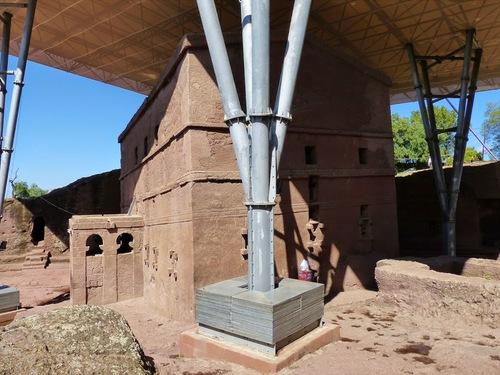 Lalibela - suite; d'autres églises;