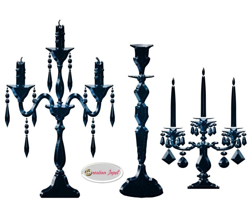 Des chandeliers par Jopel