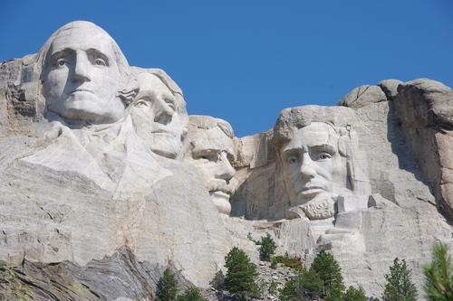 Mt Rushmore, Devils Tower NP et le Montana