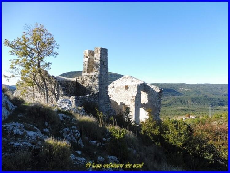 Château-neuf lès Moustiers, Notre Dame sous roche