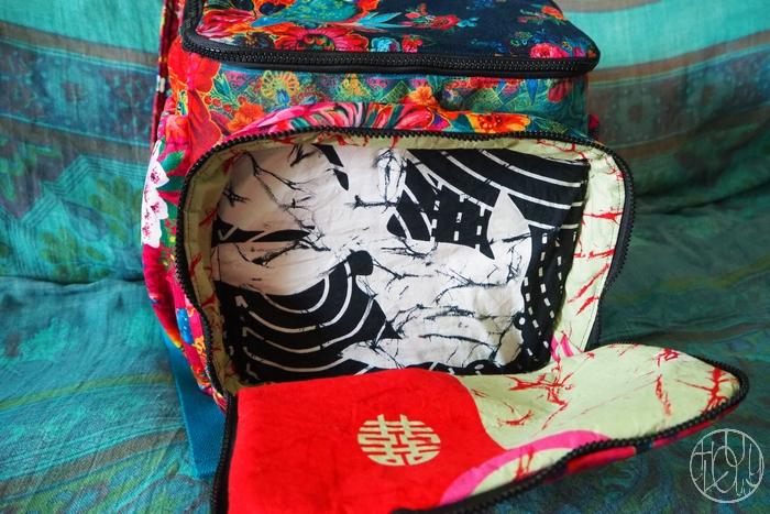 Le sac à dos à langer parfait !