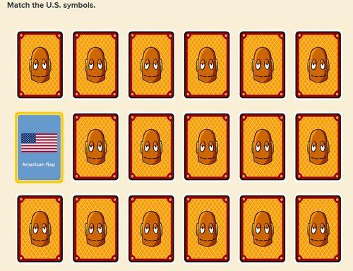 CM1/3 - American Symbols (3)