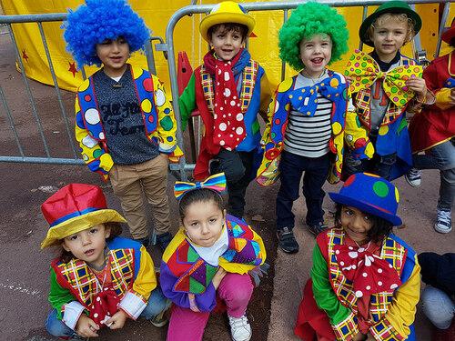 [M3] Le cirque à l'école