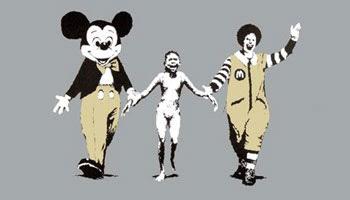 """Résultat de recherche d'images pour """"oeuvre de banksy"""""""