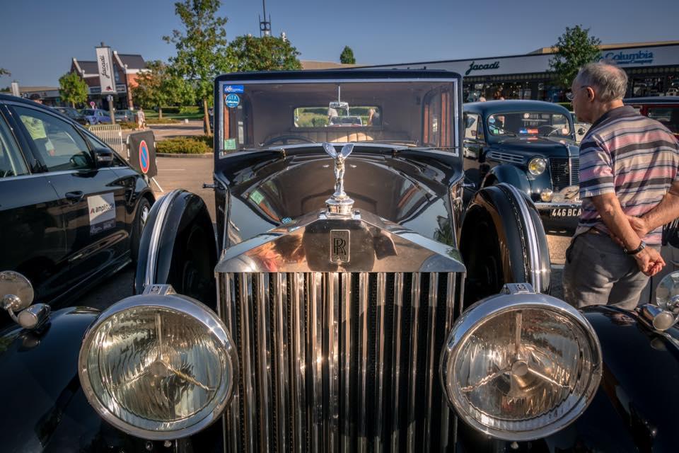 48  HEURES  AUTOMOBILES  ANCIENNES  DE  TROYES  2016