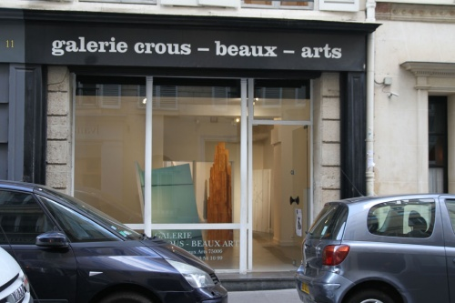 exposition, topos, galerie du crous, sculpture, dessin, photo, installation, anabelle soriano