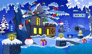 Jouer à Yal Santa escape