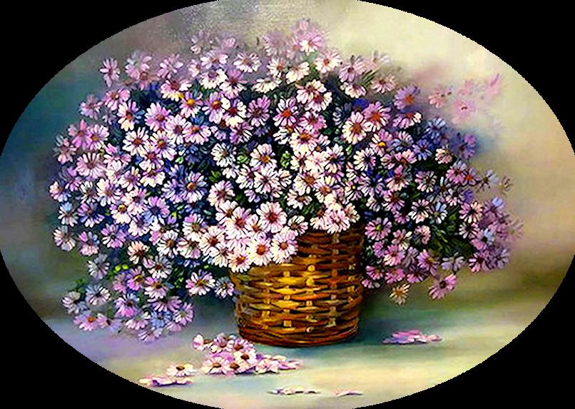 Tubes encore des fleurs