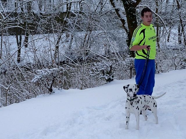 Metz sous la neige 16 Marc de Metz 06 02 2012