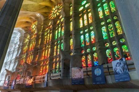 La cathédrale inachevée de Barcelone