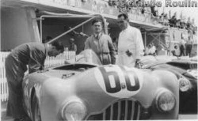 Le Mans 1950 Abandons II