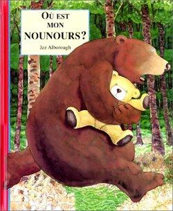 Où est mon nounours ?