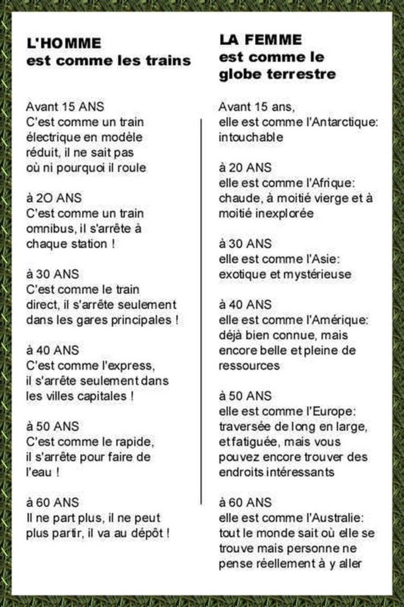 Citation 50 Ans Humour