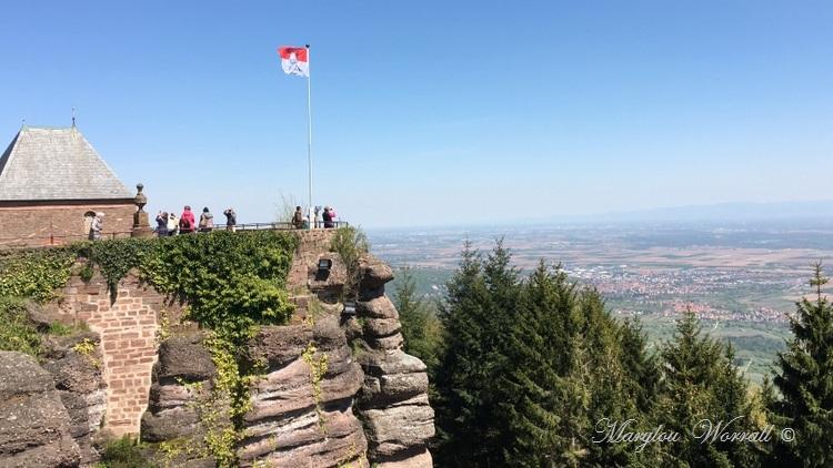 Mont Sainte-Odile : Généralité