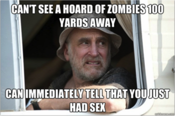 The Walking Dead memes 9