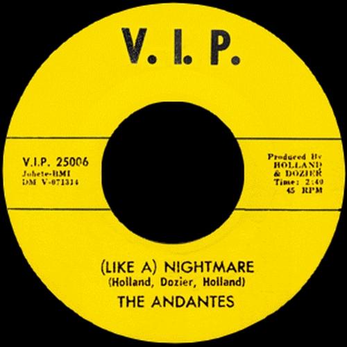 The Andantes : [ Like A ] Nightmare