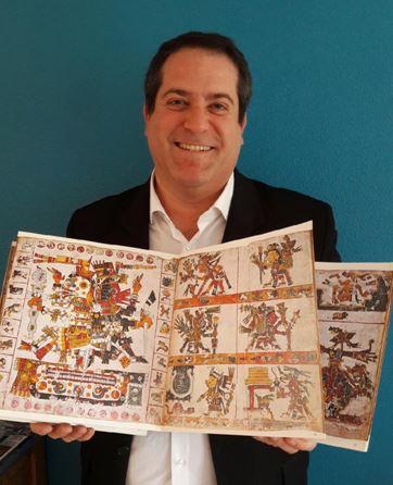 Les codex Mayas, une conférence proposée par l'Association Culturelle Châtillonnaise