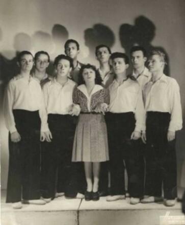 1ère équipe 1946.à 8 (1)