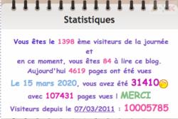J'y suis : 10 000 000 de visiteurs !!!!