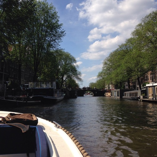 Amsterdam Sunny day