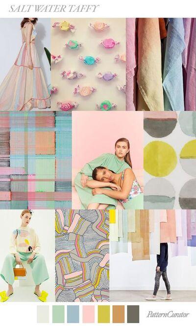 Palettes couleurs