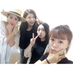 Sur le compte instagram de Kumai Yurina (21.06.2016)