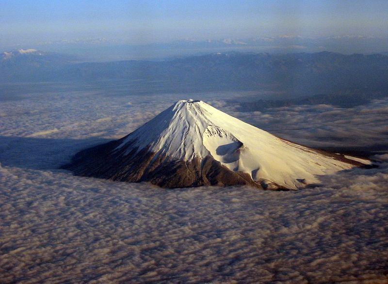Mont Fuji et Fuji-kô