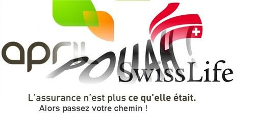 Swisslife et April, deux mutuelles à éviter !!!