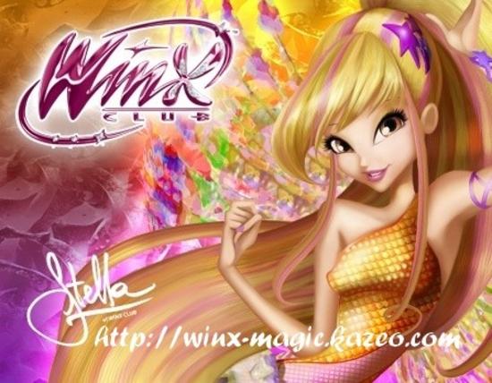 Stella Sirenix fairy couture