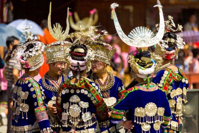 Ethnie Miao, Chine