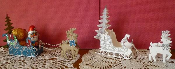 Quelques bricolages pour Noël