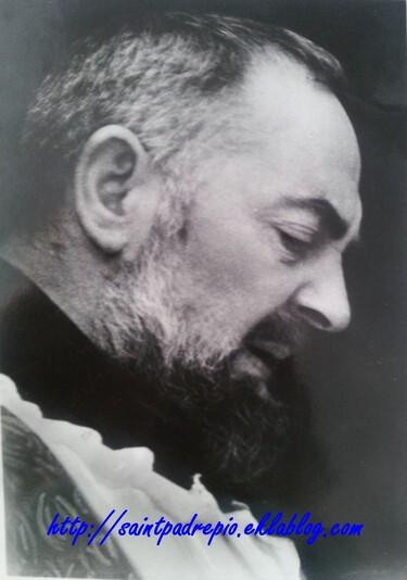 Oração a são Pio de Pietrelcina