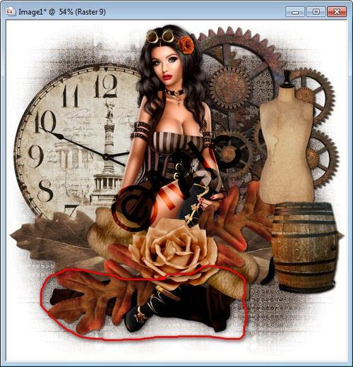 Glamourus Steampunk