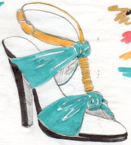 talons aiguilles, heels, stiletos, sandales