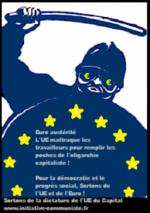 IRRESPONSABILITÉ ET MENSONGE DE LA DIRECTION DU PCF-PGE ! (Antoine MANESSIS-PRCF)