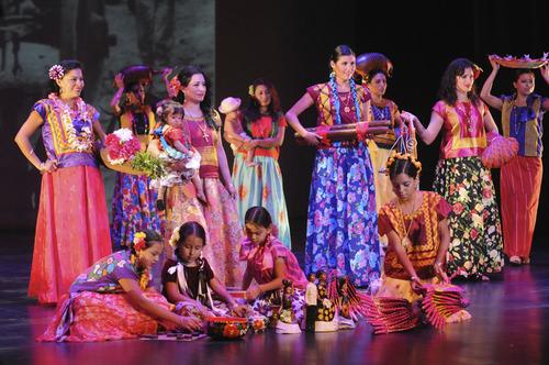 dance ballet folklorico dancers