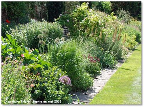 Dites moi a little bit of paradise for Plantes pour jardin anglais