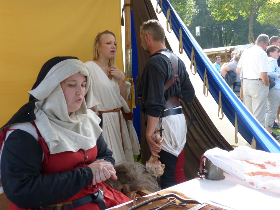 Le Moyen Age à Amiens