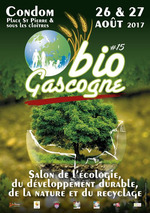 26  27  Août 2017  Salon Bio Gascogne  CONDOM   32