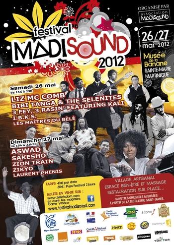 Madisound2012