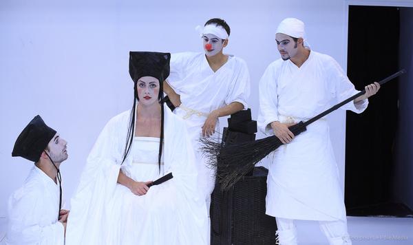 Théâtre chinois aux Déchargeurs