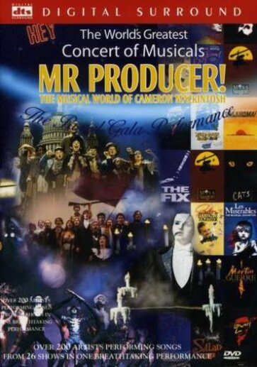 "The Phantom Of The Opera "" Hey ! Mr Producer"""